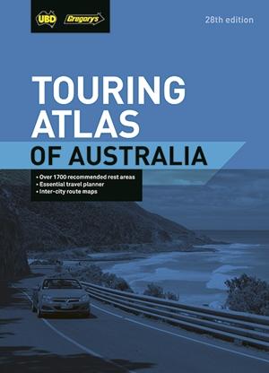 Touring Atlas of Australia 28th ed