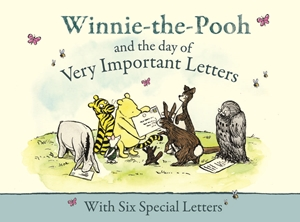 Winnie-the-Pooh and the Day of Very Important Letters