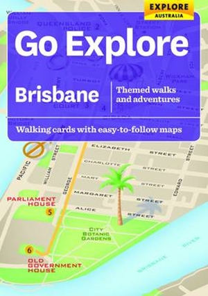 Go Explore Brisbane Cards