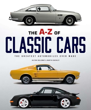 The A-Z of Classic Cars