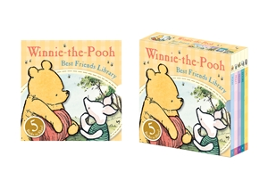 Winnie-the-Pooh Best Friends Library