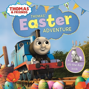 Thomas' Easter Adventure: Lift the Flap