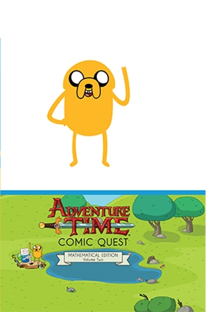 Adventure Time: Comic Quest Mathematical Edition: Volume Two