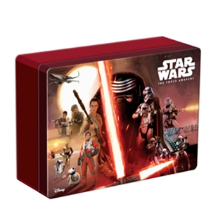 The Force Awakens tin
