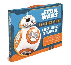 BB-8 Carry-Along Activity Set