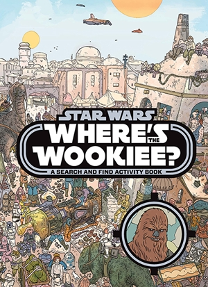 Where's the Wookiee: Paperback edition