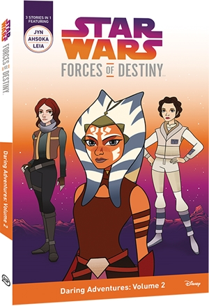 Forces of Destiny: Daring Adventures Volume 2