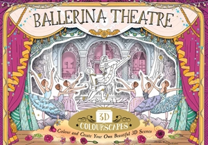 3D Colourscapes: Ballerina Theatre