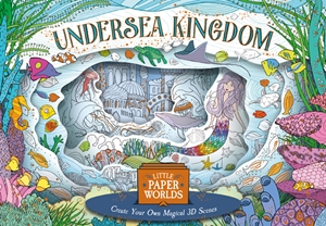 3D Colourscapes: Undersea Kingdom