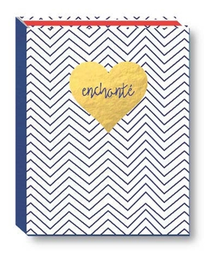 French Stationery: A5 Notebook