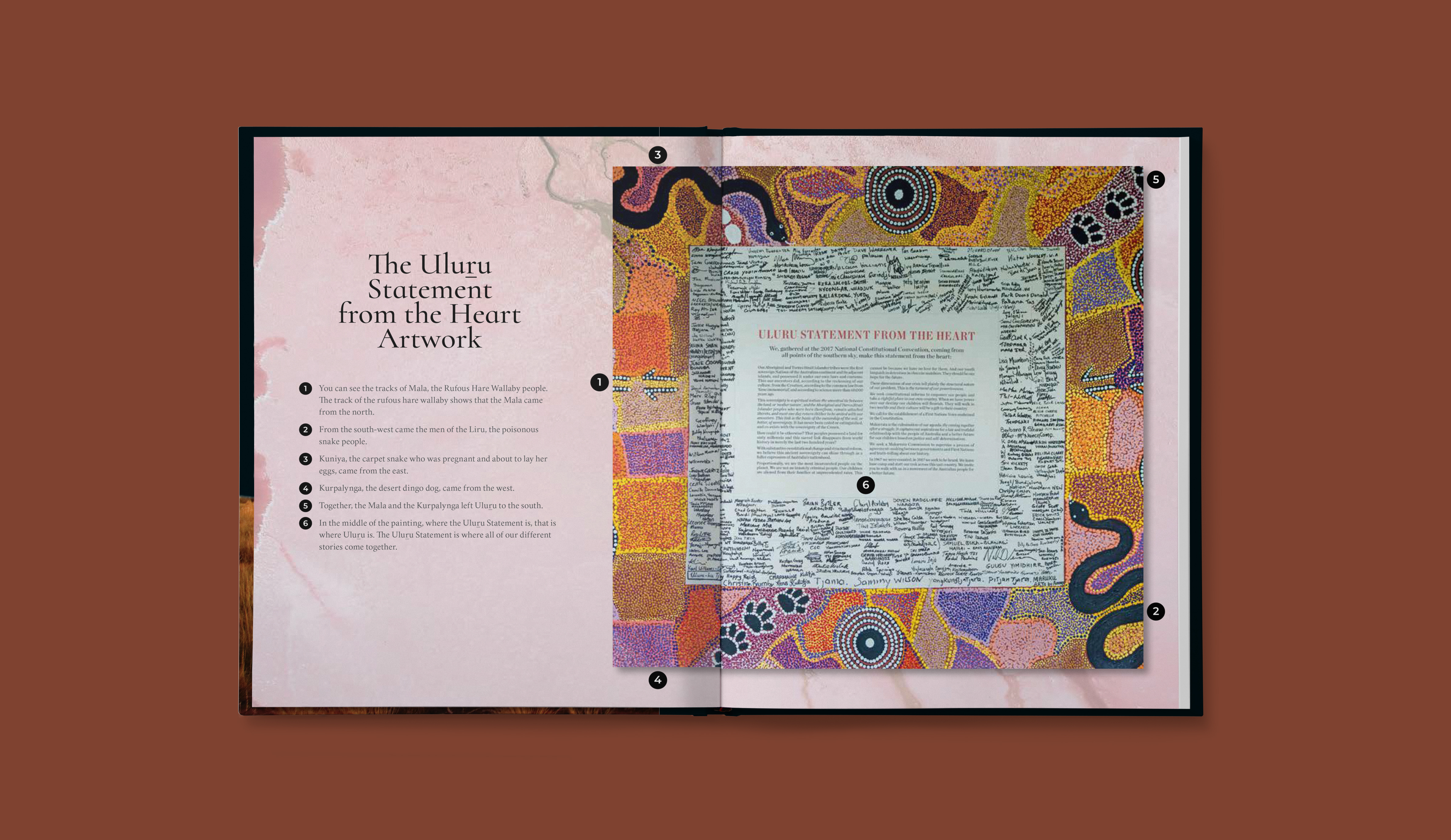 Finding the heart uluru statement
