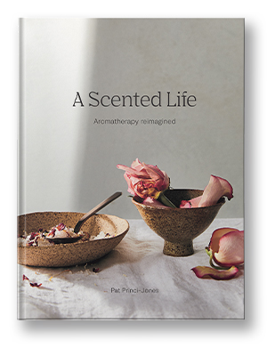 a scented life: aromatherapy reimagined book cover