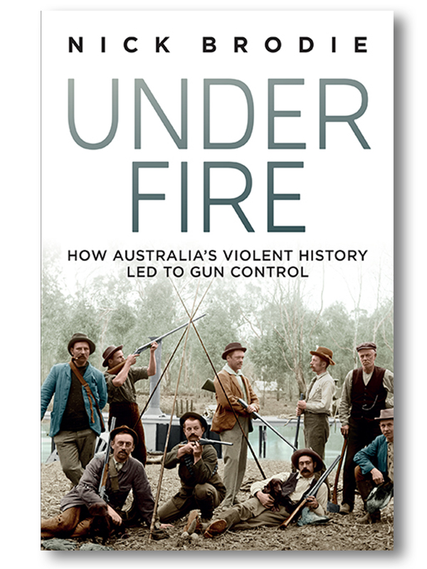 Under Fire Cover Image