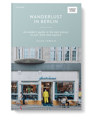 wanderlust in berlin 3d cover