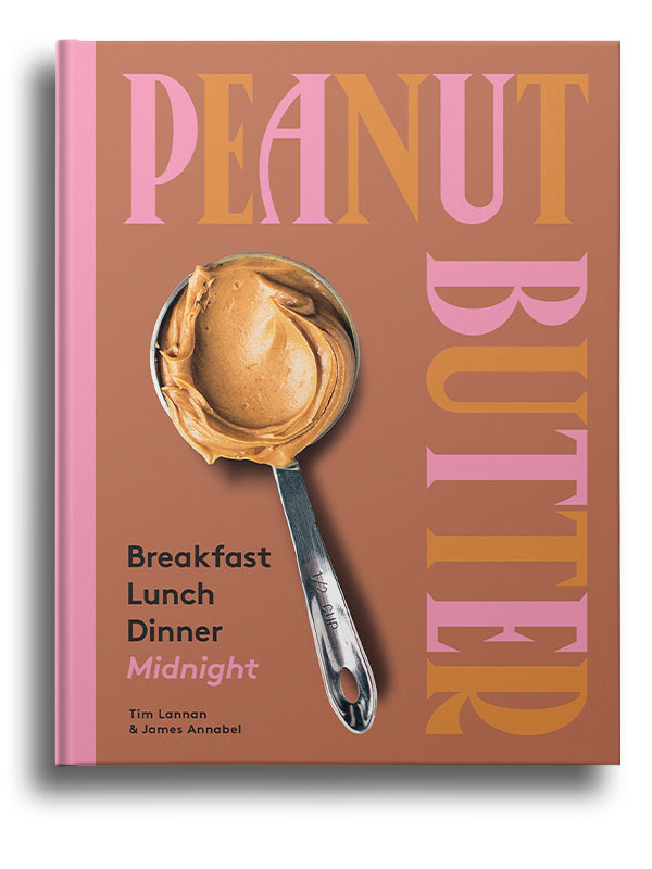 peanut butter book cover 3d