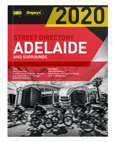 adelaide street directory small cover image