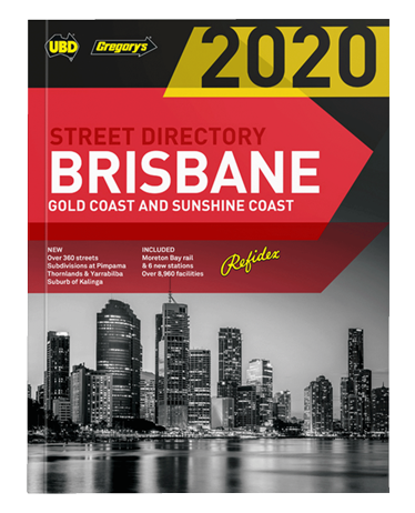 brisbane street directory small cover image