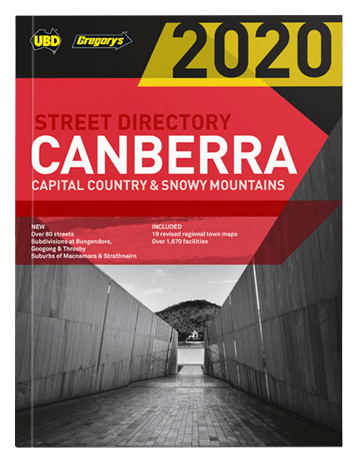 canberra street directory