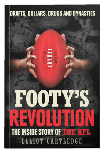 footy revolution small cover