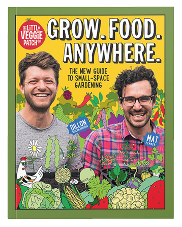 grow food anywhere book cover
