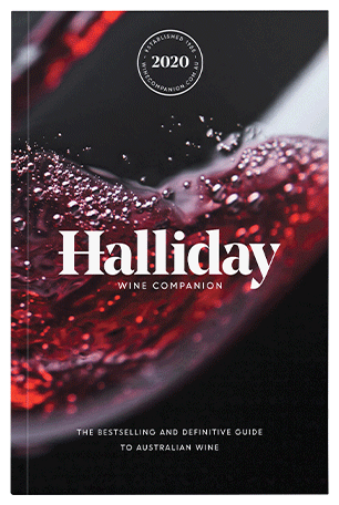 halliday wine companion book cover