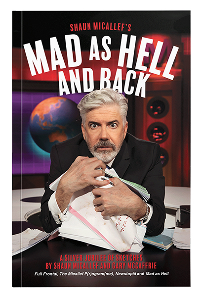 mad as hell book cover small