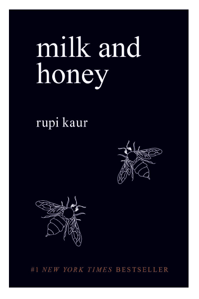 milk and honey book cover small