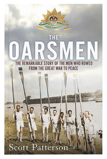 the oarsmen small cover