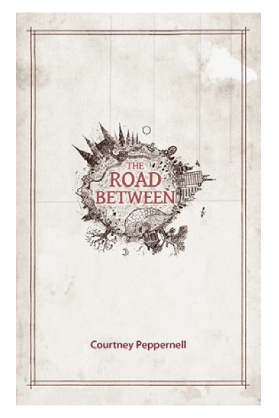 the road between book cover small