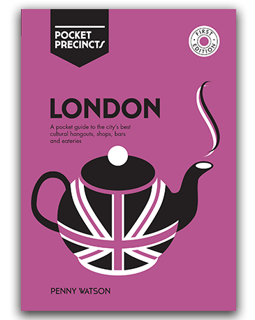 london pocket precincts travel guide