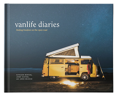 vanlife diaries book cover