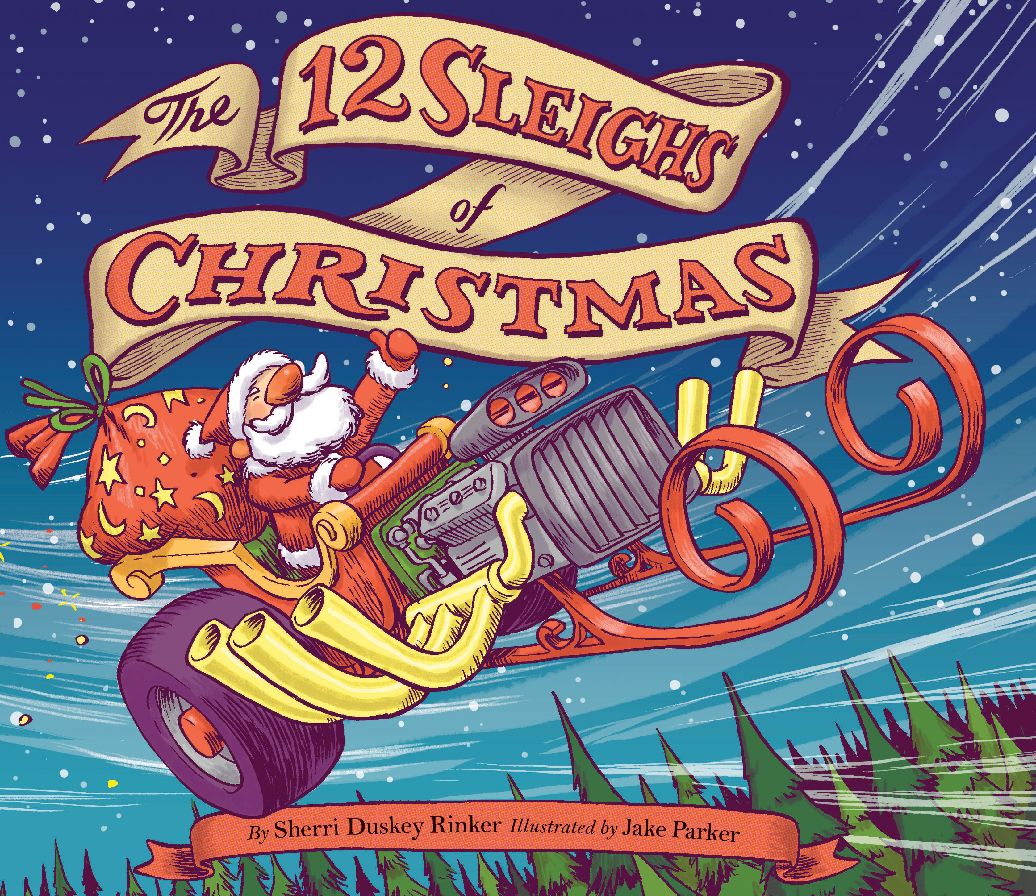 12 Sleighs of Christmas