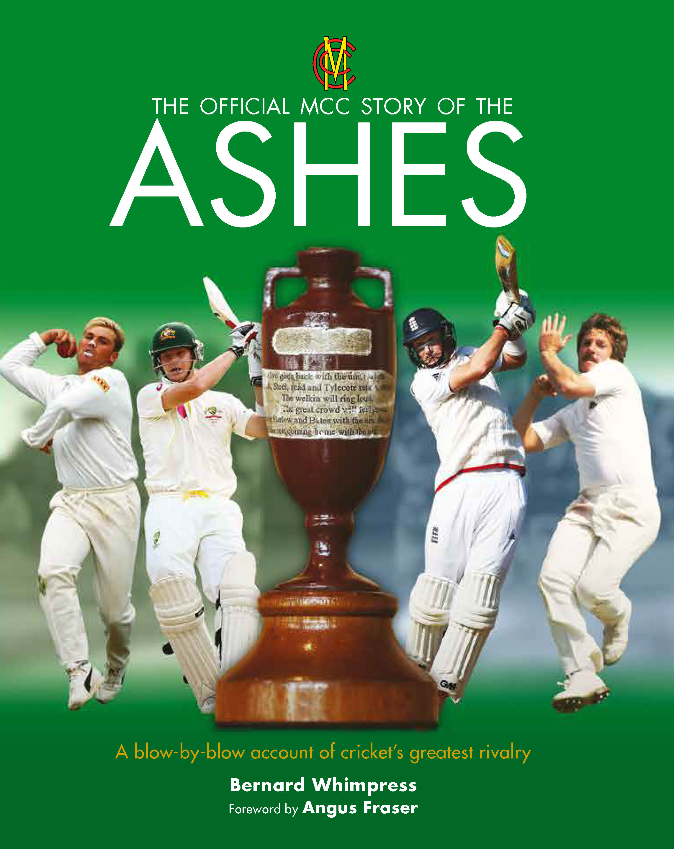 The Ashes Cover
