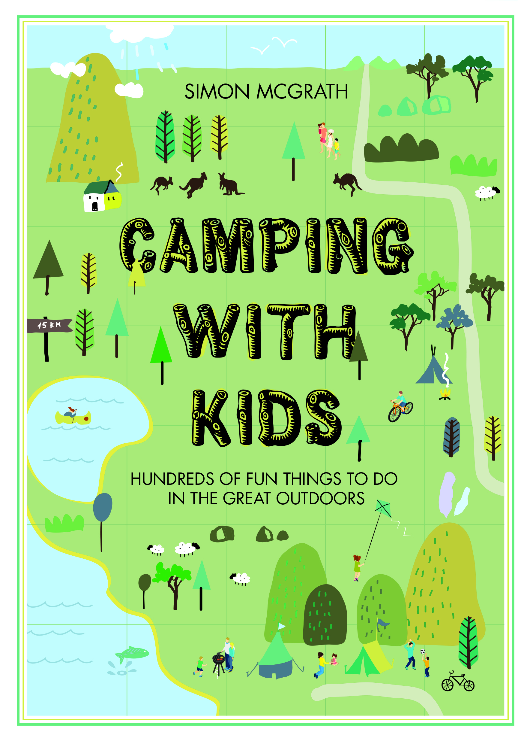 Camping with Kids Cover