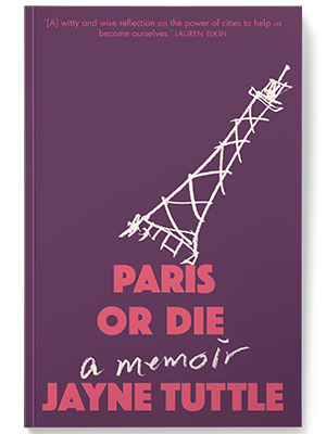 paris or die book cover small