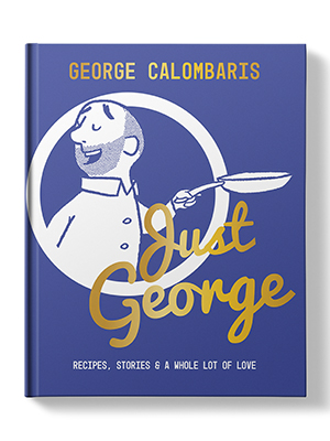 just george by george calombaris book cover small