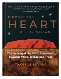 finding the heart of the nation small book cover