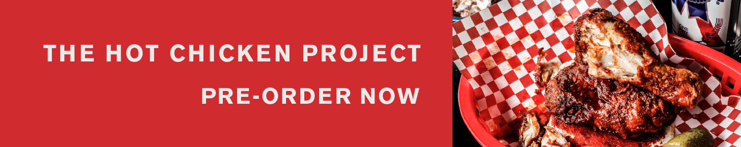 the hot chicken project preorder