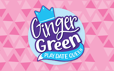 Ginger Green, Play Date Queen