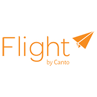 The Flight by Canto logo