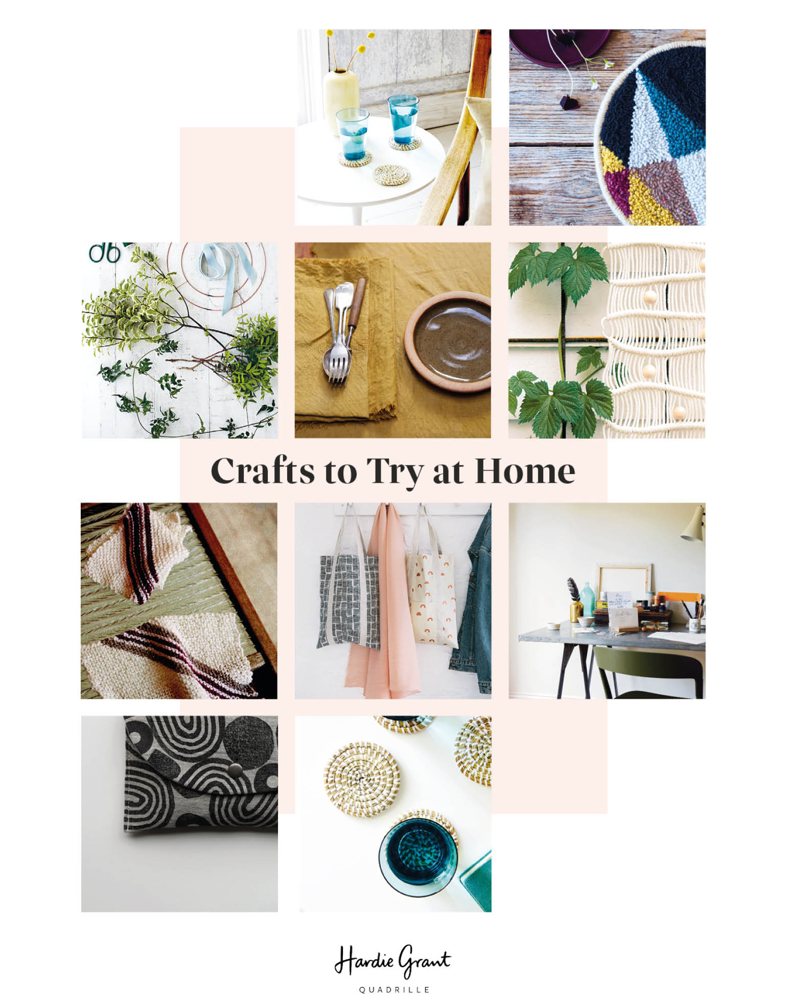 Crafts to Try at Home