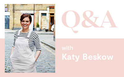 Q&A with Katy Beskow
