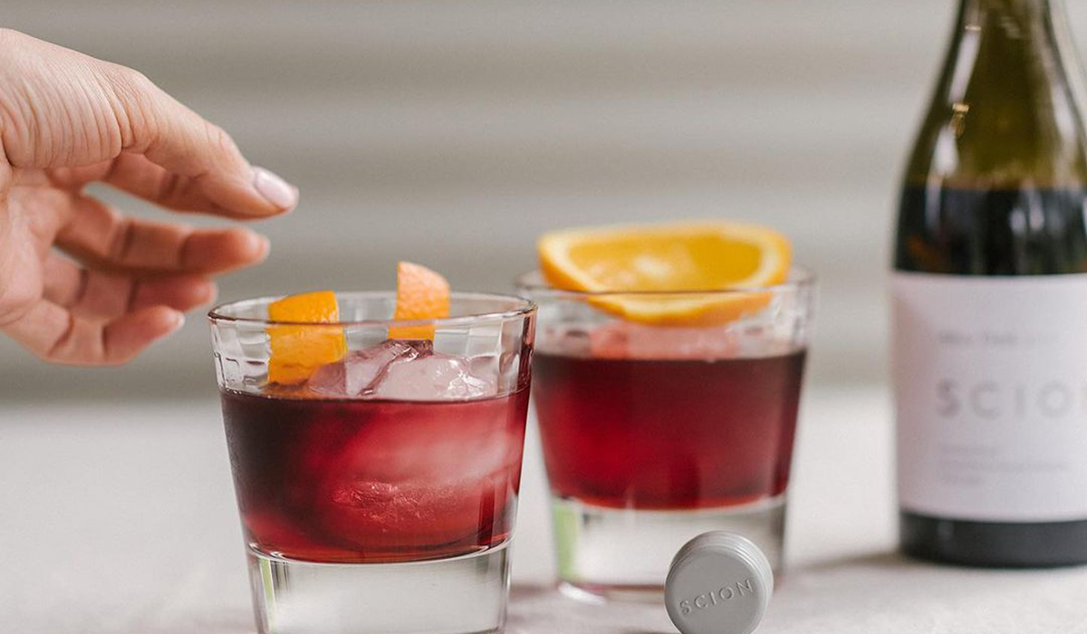 Scion After Dark Negroni