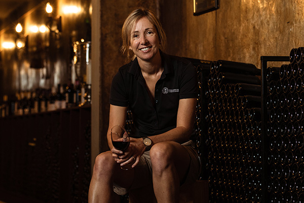 Winemaker Emma Norbiato of Calabria Family Wines