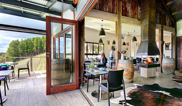 Mount Lofty Ranges Vineyard Restaurant