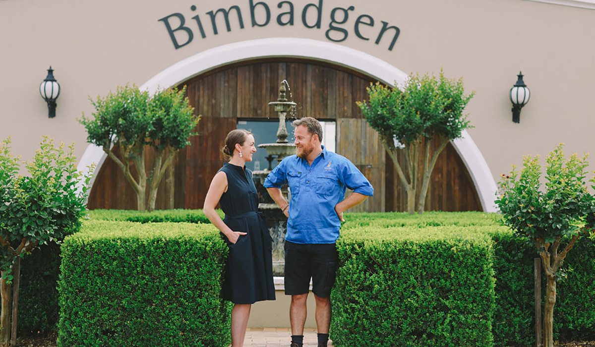 Bimbadgen cellar door