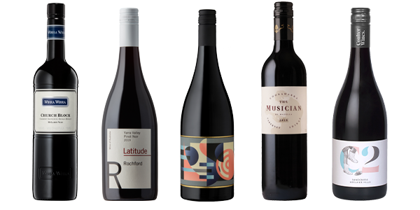 Five great bottles of red wine, chosen by Campbell Mattinson