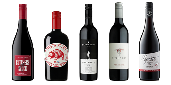 Five great reds under $30