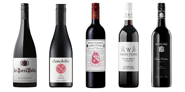 Five great red wines over $30