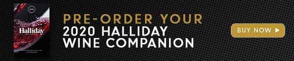 Pre-order your 2020 Halliday Wine Companion now